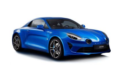 Lease Alpine A110 car leasing
