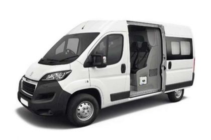 Buy Peugeot Boxer outright purchase vans