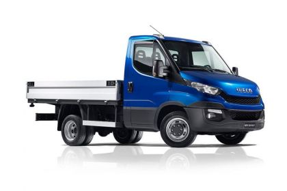 Lease Iveco Daily van leasing