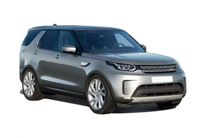 Lease Land Rover Discovery van leasing