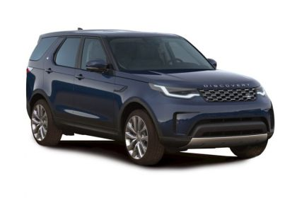 Buy Land Rover Discovery outright purchase vans