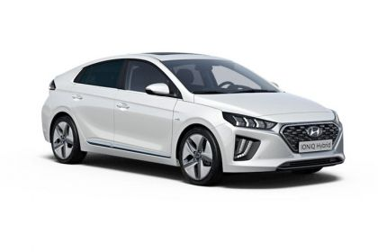 Buy Hyundai IONIQ outright purchase cars
