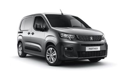 Buy Peugeot Partner outright purchase vans