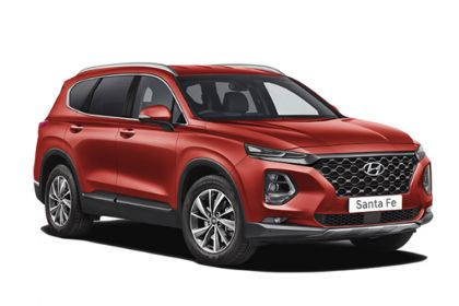 Buy Hyundai Santa Fe outright purchase cars