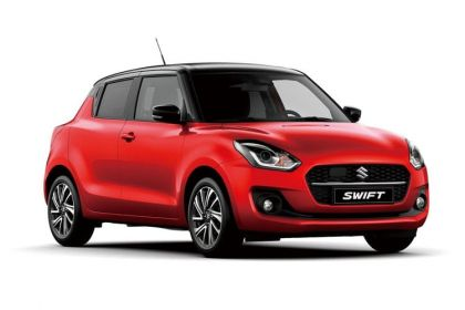 Lease Suzuki Swift car leasing