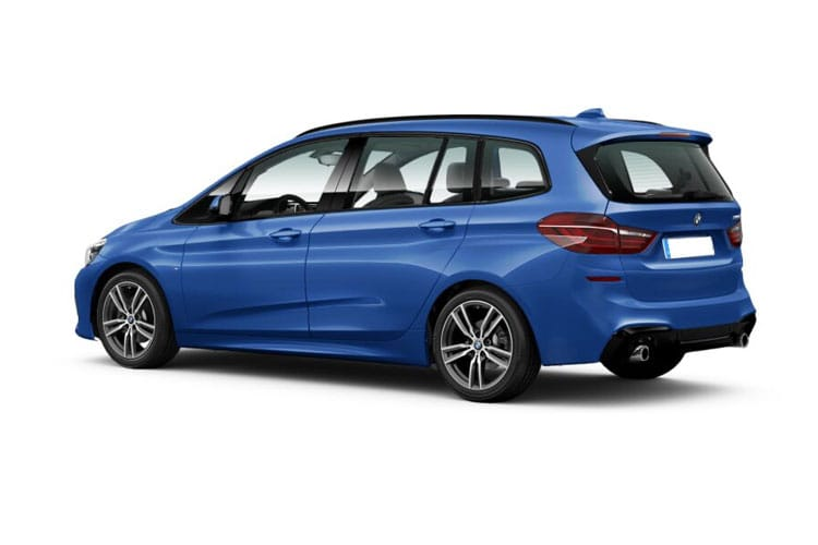 BMW 2 Series Tourer 218 Gran Tourer 1.5 i 136PS SE 5Dr Manual [Start Stop] back view