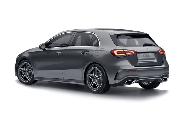 Mercedes-Benz A Class A200 Hatch 5Dr 1.3  163PS Exclusive Edition 5Dr 7G-DCT [Start Stop] back view