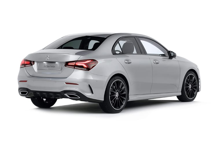 Mercedes-Benz A Class A180 Saloon 4Dr 1.3  136PS AMG Line Premium 4Dr 7G-DCT [Start Stop] back view