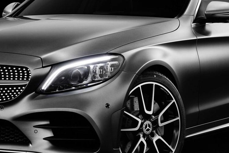 Mercedes-Benz C Class C300 Saloon 2.0 d 245PS AMG Line Night Edition 4Dr G-Tronic+ [Start Stop] [Premium] detail view