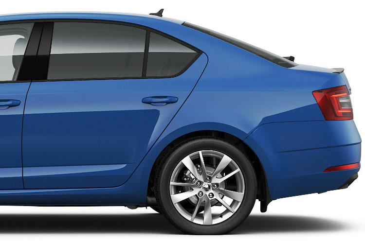 Skoda Octavia Hatch 5Dr 1.0 TSi e-TEC MHEV 110PS SE Technology 5Dr DSG [Start Stop] detail view