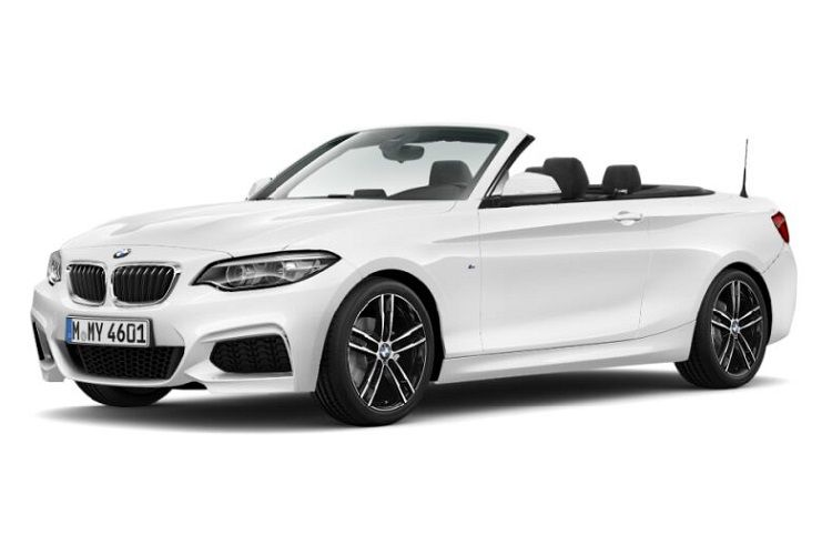BMW 2 Series 218 Convertible 2.0 i 136PS M Sport 2Dr Auto [Start Stop] front view
