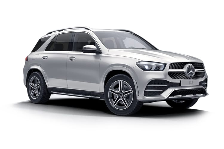 Mercedes-Benz GLE GLE350 SUV 4MATIC 3.0 d 272PS AMG Line Premium 5Dr G-Tronic [Start Stop] [7Seat] front view
