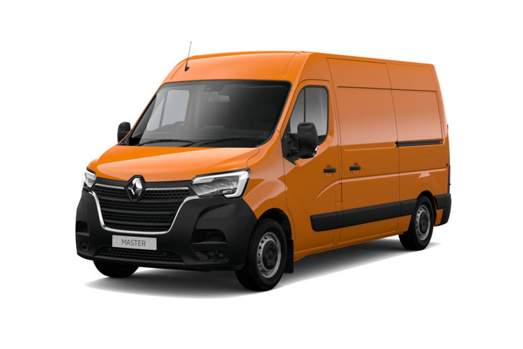 Renault Master MWB 35 FWD 2.3 dCi FWD 135PS Business Van High Roof Manual front view