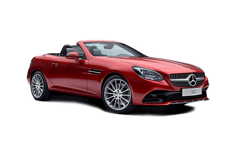Mercedes-Benz SLC SLC200 Coupe Convertible 2.0  184PS Final Edition Premium 2Dr G-Tronic [Start Stop] front view