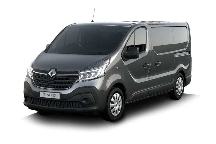 Renault Trafic 28 SWB 2.0 dCi ENERGY FWD 145PS Business Van Manual [Start Stop] front view