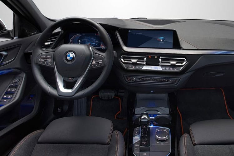 BMW 1 Series 118 Hatch 5Dr 2.0 d 150PS Sport 5Dr Manual [Start Stop] inside view