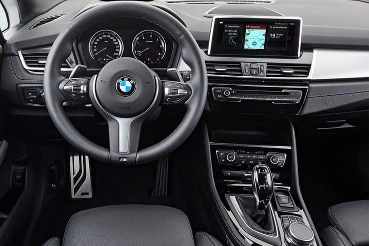 BMW 2 Series Tourer 218 Gran Tourer 1.5 i 136PS SE 5Dr Manual [Start Stop] inside view