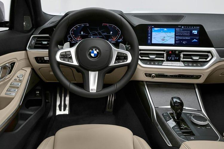 BMW 3 Series 318 Touring 2.0 d 150PS M Sport 5Dr Auto [Start Stop] inside view