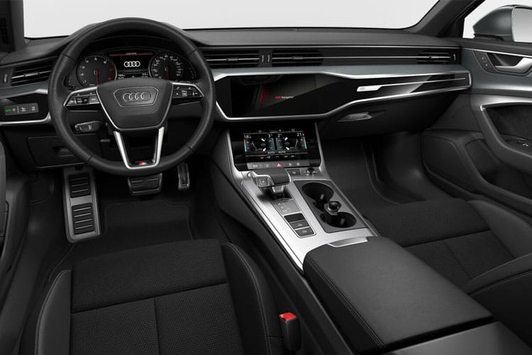 Audi A6 40 Saloon 2.0 TDI 204PS S line 4Dr S Tronic [Start Stop] inside view