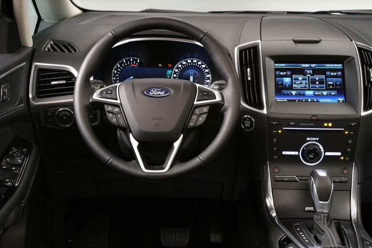 Ford Galaxy MPV 2.0 EcoBlue 190PS Titanium 5Dr Auto [Start Stop] inside view