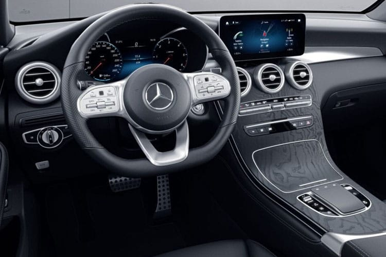 Mercedes-Benz GLC AMG GLC43 SUV 4MATIC 3.0 V6 390PS Premium 5Dr G-Tronic+ [Start Stop] inside view