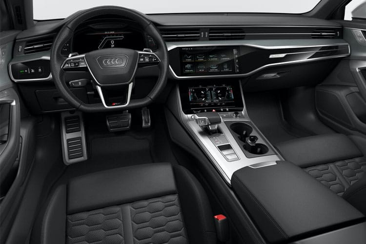 Audi A6 40 Avant 2.0 TDI 204PS Sport 5Dr S Tronic [Start Stop] inside view