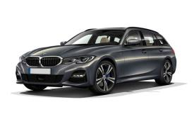 BMW 3 Series Estate 318 Touring 2.0 d MHT 150PS M Sport 5Dr Auto [Start Stop] [Tech]