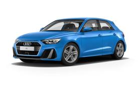 Audi A1 Hatchback 25 Sportback 5Dr 1.0 TFSI 95PS S line 5Dr Manual [Start Stop]