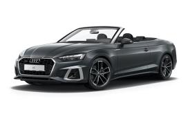 Audi A5 Convertible 35 Cabriolet 2Dr 2.0 TFSI 150PS Sport 2Dr S Tronic [Start Stop]