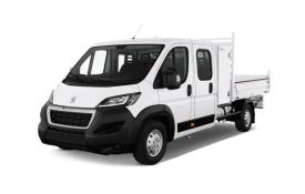 Peugeot Boxer Tipper 335 L3 2.2 BlueHDi FWD 140PS Built for Business Plus Tipper Double Cab Manual [Start Stop]