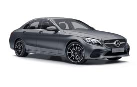 Mercedes-Benz C Class Saloon C300 Saloon 2.0 MHEV 272PS AMG Line Night Edition 4Dr G-Tronic+ [Start Stop] [Premium]