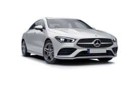 Mercedes-Benz CLA Saloon outright purchase cars