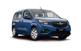 Vauxhall Combo MPV Life MPV 1.2 Turbo 130PS Energy 5Dr Auto [Start Stop] [7Seat]