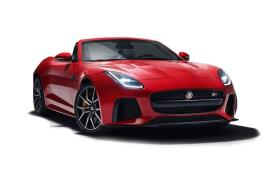 Jaguar F-TYPE Convertible Convertible 2.0 i 300PS R-Dynamic 2Dr Auto [Start Stop]