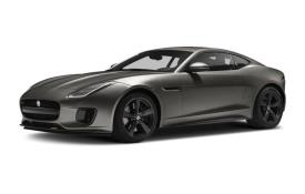 Jaguar F-TYPE Coupe Coupe 2.0 i 300PS  2Dr Auto [Start Stop]