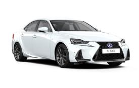 Lexus IS Saloon 300 Saloon 2.5 h 223PS IS 4Dr E-CVT [Start Stop] [Comfort]