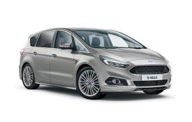 Ford S-MAX MPV MPV 2.0 EcoBlue 150PS Titanium 5Dr Manual [Start Stop]