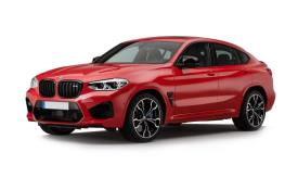 BMW X4 SUV xDrive20 SUV 2.0 d MHT 190PS M Sport 5Dr Auto [Start Stop] [Tech]